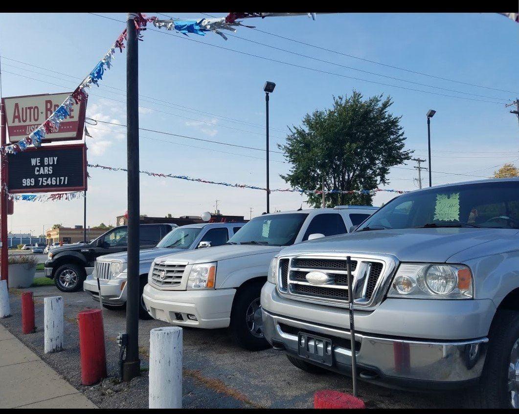 Auto Brite Used Cars Inc