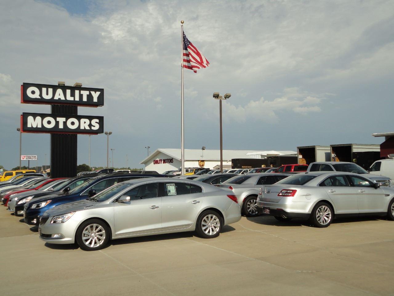 Quality Motors Inc