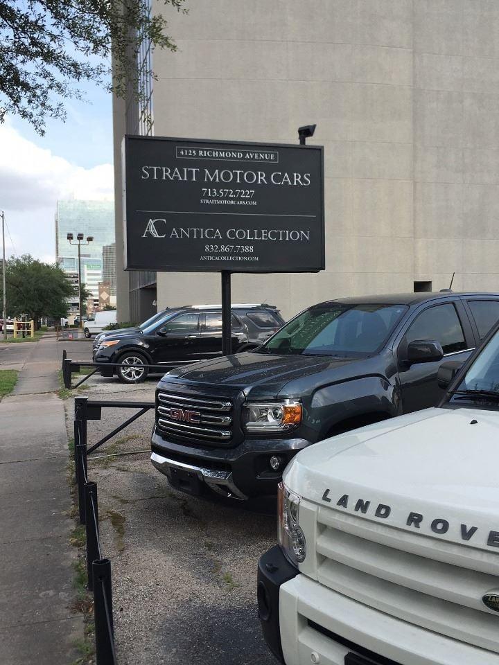 Strait Motor Cars Inc
