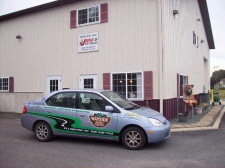 Wayside Auto Sales