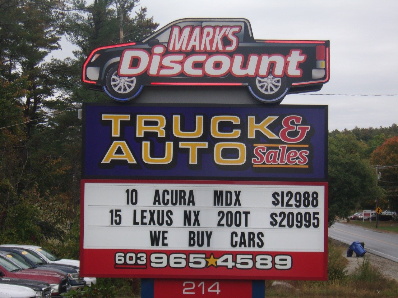 Mark's Discount Truck & Auto Sales