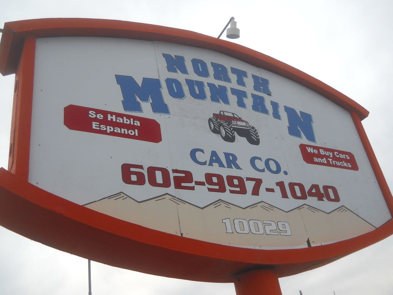 North Mountain Car Co