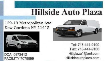 Hillside Auto Plaza
