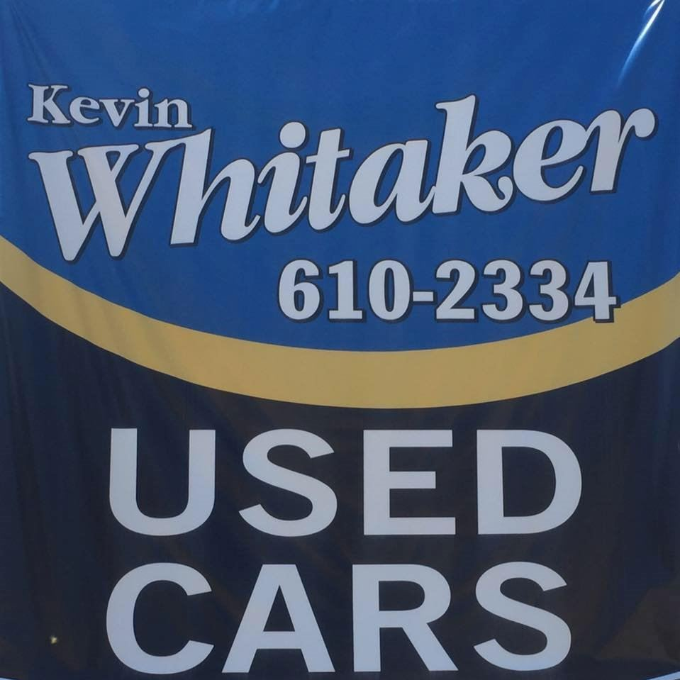 Kevin Whitaker Used Cars