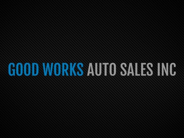 Good Works Auto Sales INC