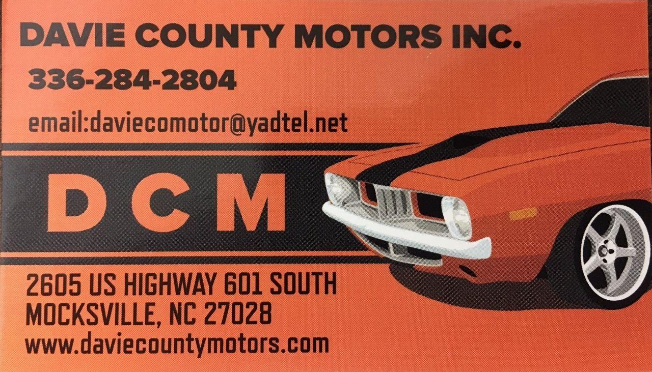 Davie County Motors