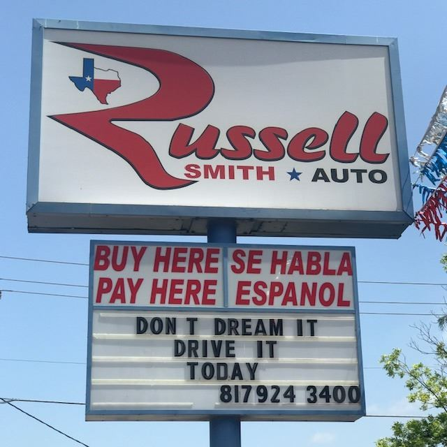 Russell Smith Auto