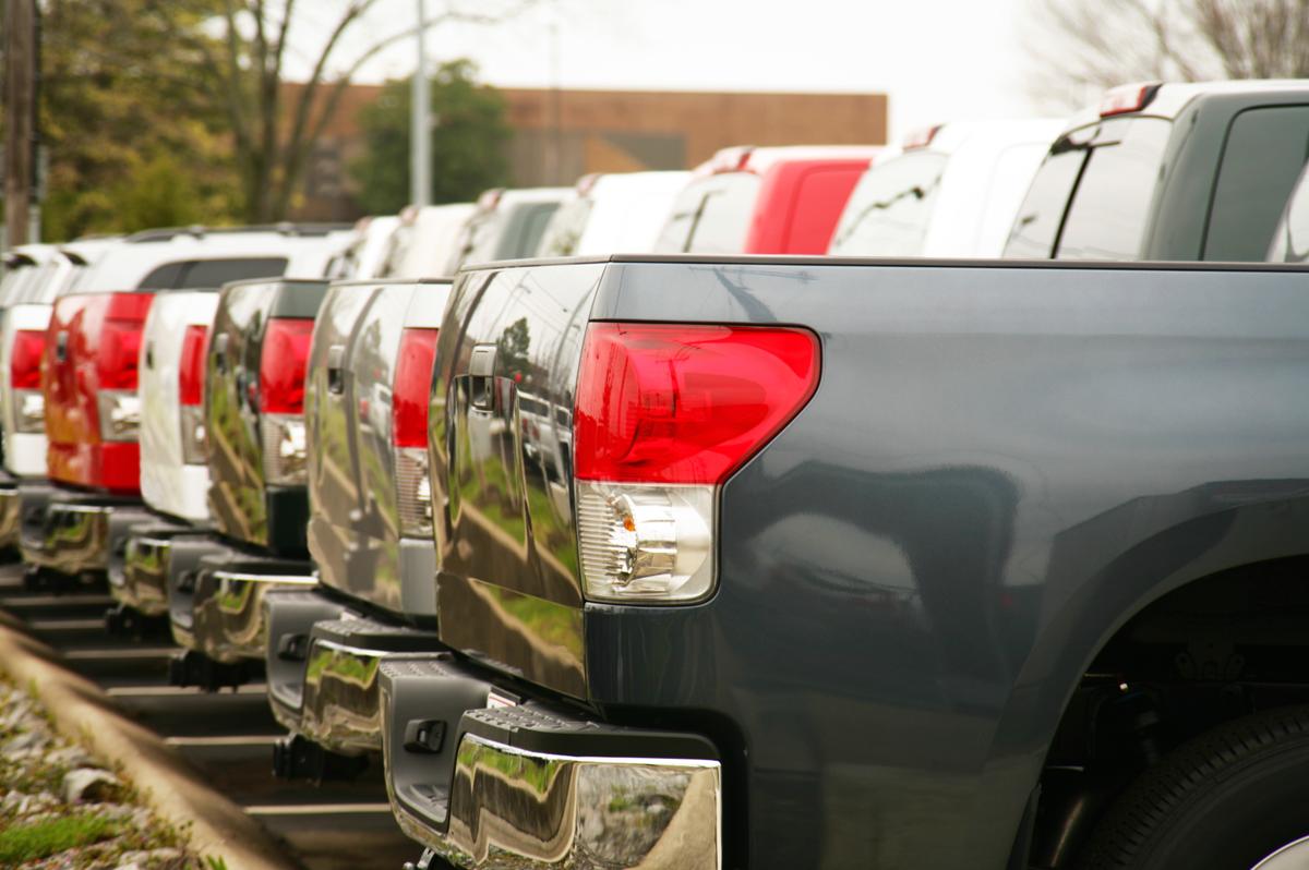 Texas Truck Deals