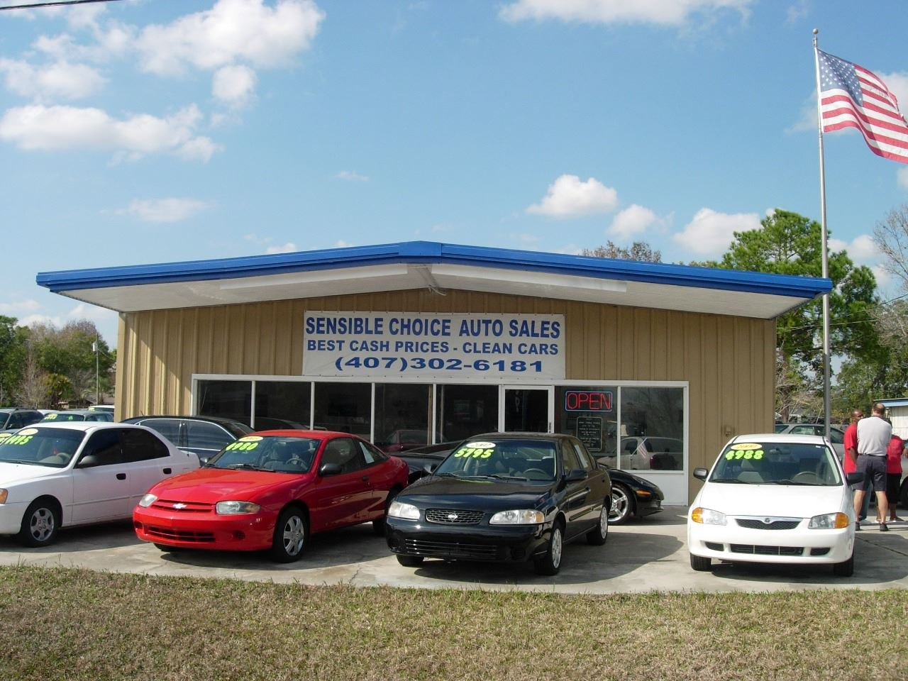 Sensible Choice Auto Sales, Inc.