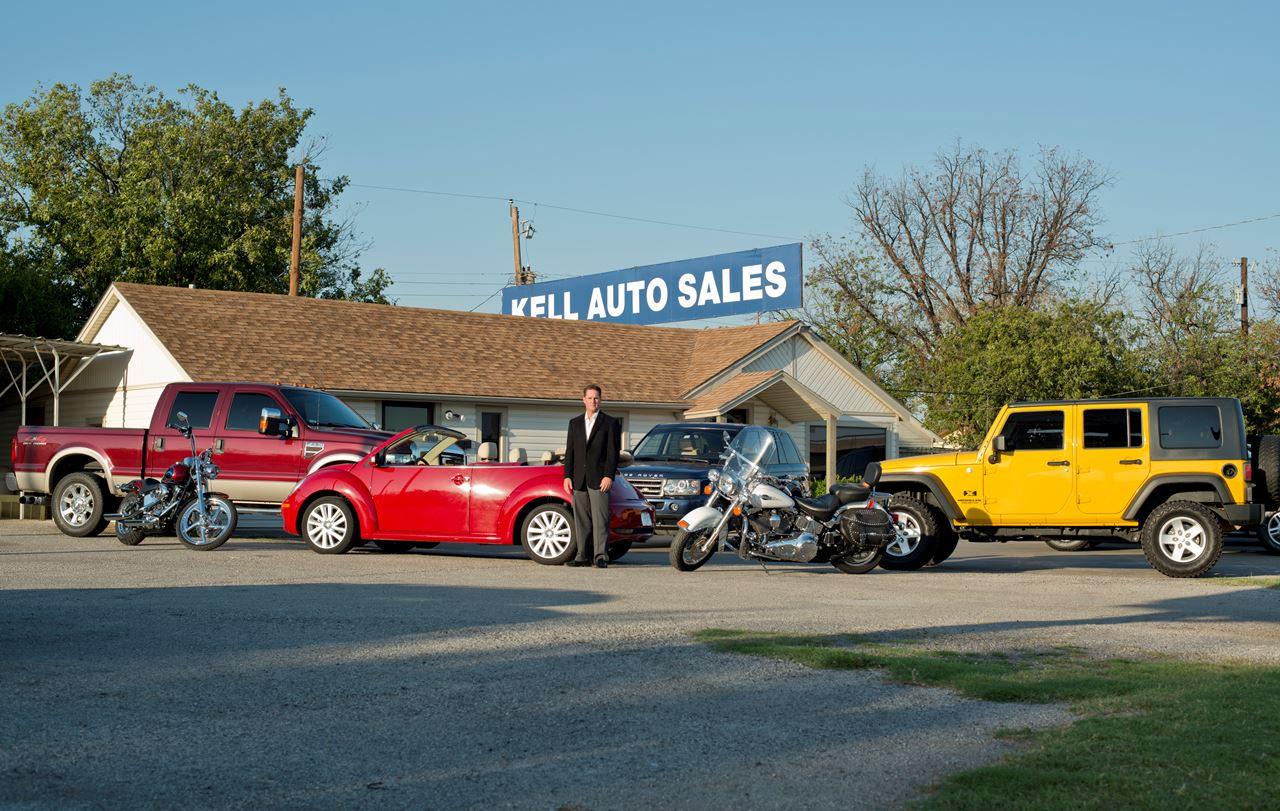 Kell Auto Sales, Inc