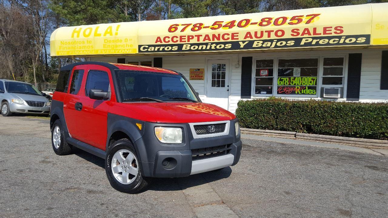 Acceptance Auto Sales