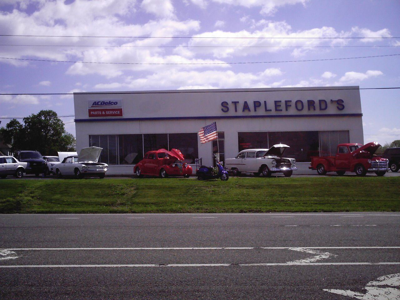 STAPLEFORD'S SALES & SERVICE