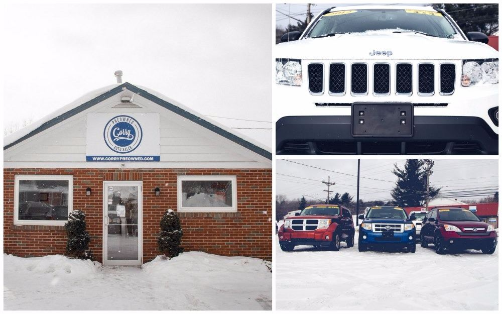 Corry Pre Owned Auto Sales