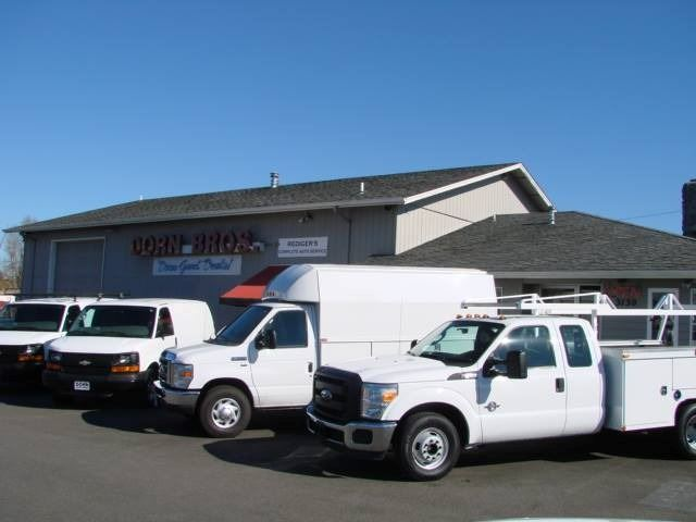 Contact Dorn Brothers Truck and Auto Sales in Salem, OR