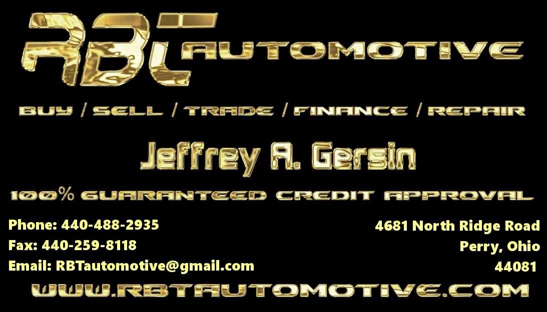 RBT Automotive LLC