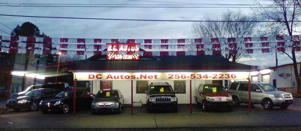 D. C.  Autos