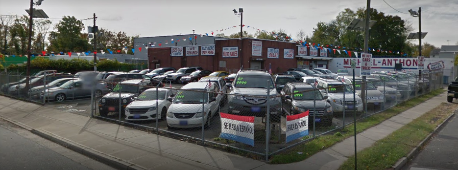 MICHAEL ANTHONY AUTO SALES