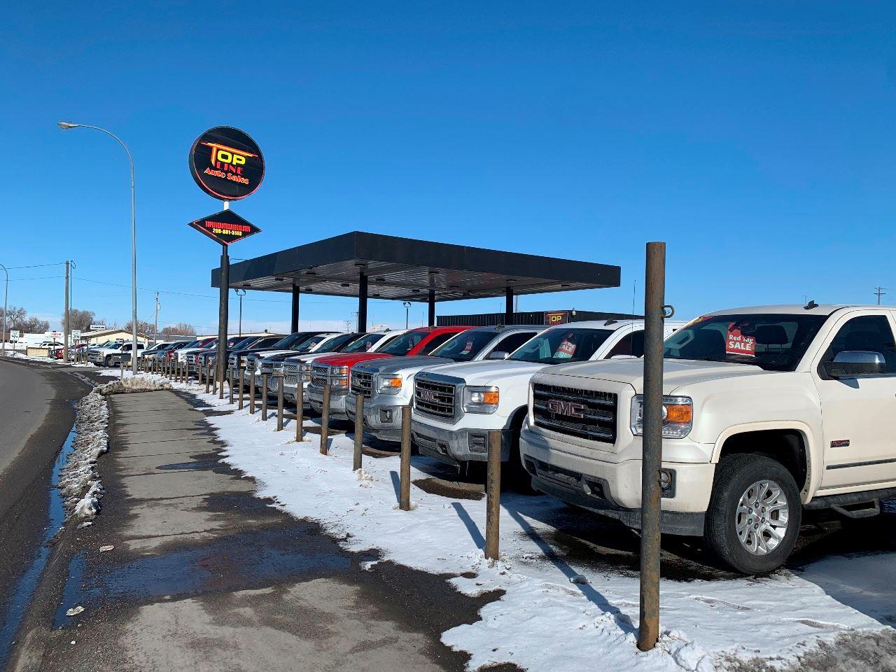 Top Line Auto Sales