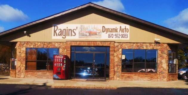 Ragins' Dynamic Auto LLC