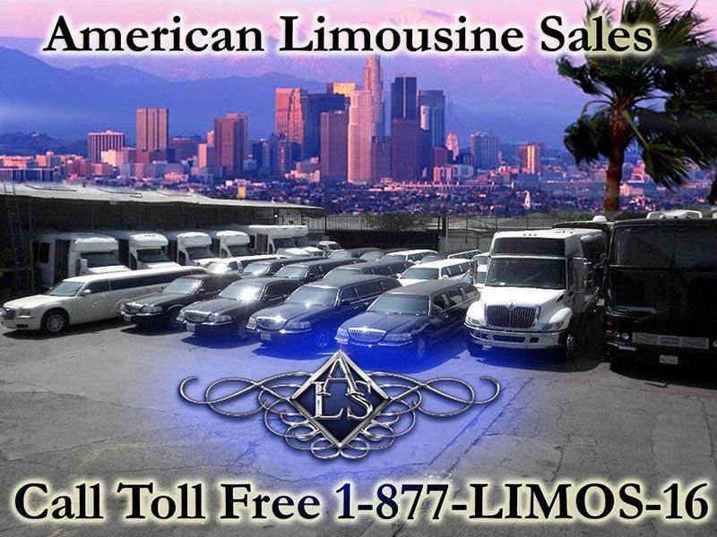 American Limousine Sales