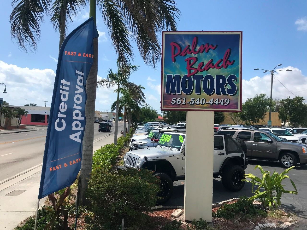 Palm Beach Motors