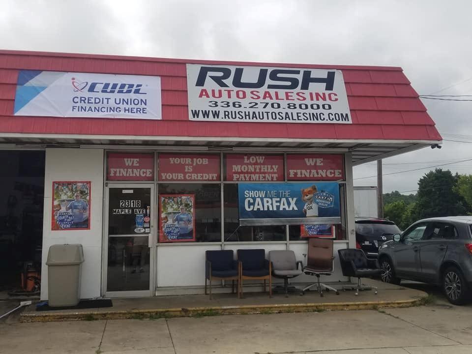 RUSH AUTO SALES