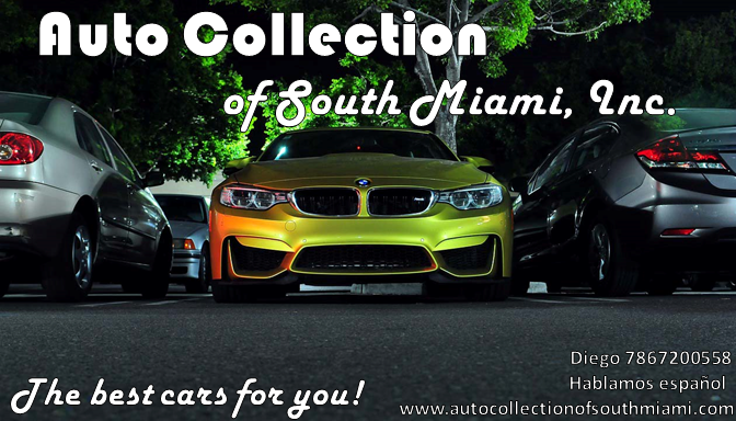 AUTO COLLECTION OF SOUTH MIAMI