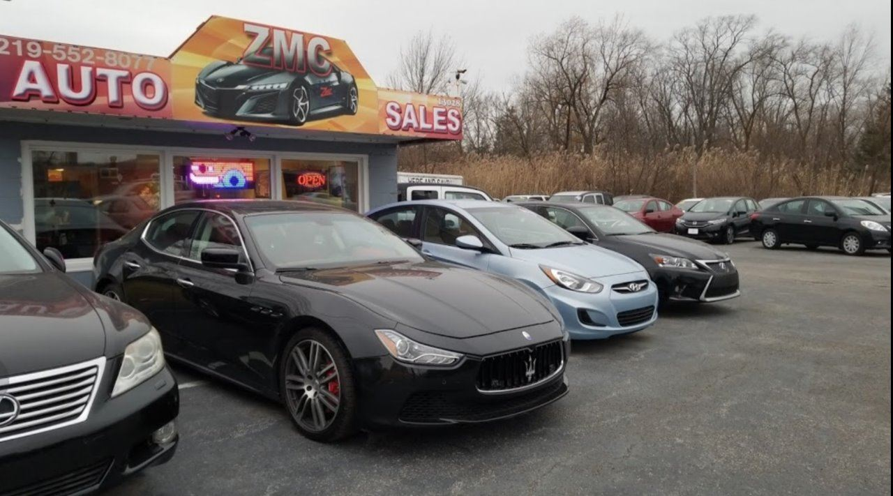 ZMC Auto Sales Inc.