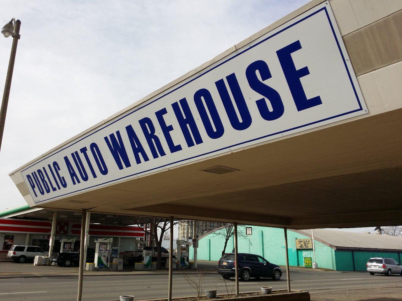 Public Auto Warehouse
