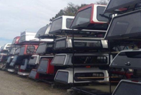 Crossroads Camper Tops & Truck Accessories